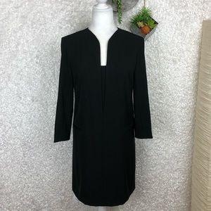 NWT MM Lafleur Alice Tuxedo Jacket Shift Dress 4